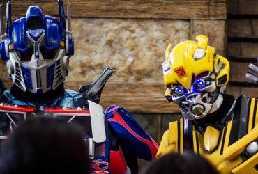 Transformer şou