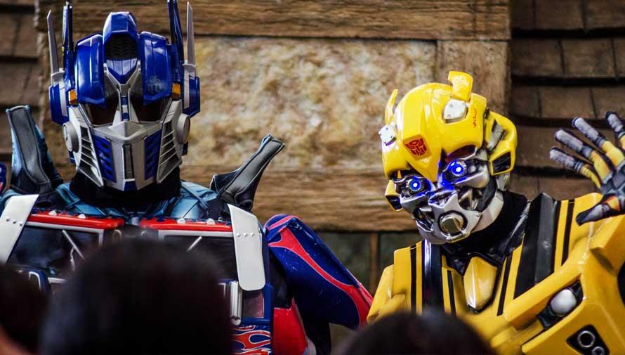 Robotlar və Transformerlər