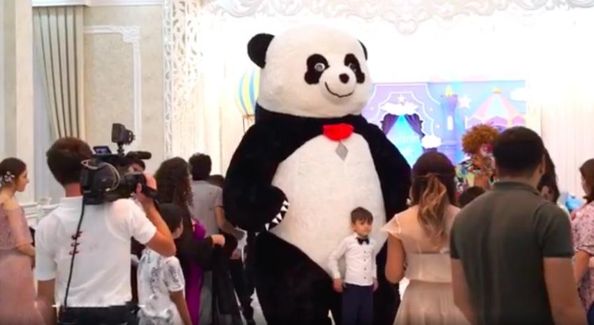 Panda şou