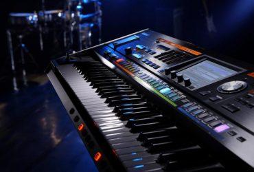 Gitara və sintezator