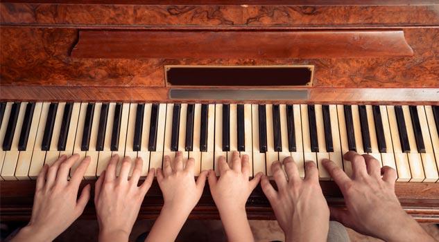 Pianino dərsləri