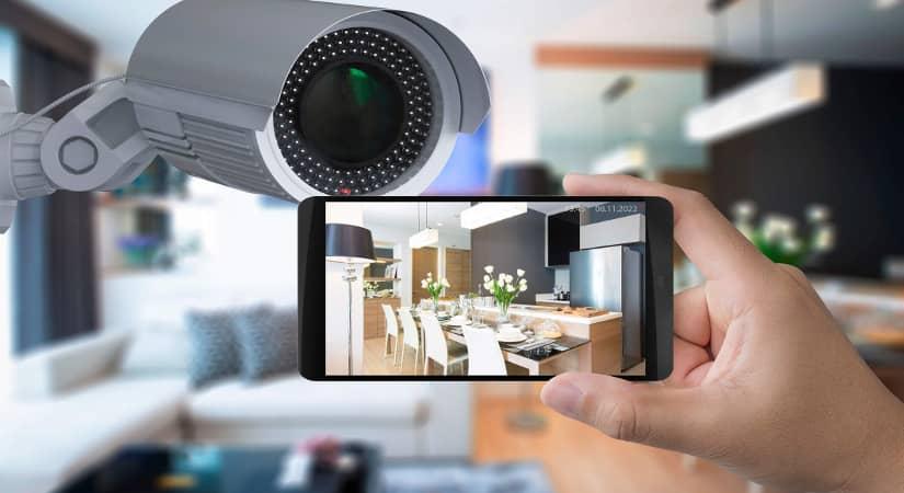Təhlükəsizlik kameralarının quraşdırılması – Internetlə izləmə